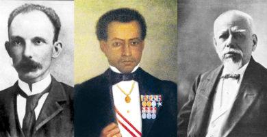 José-Martí-Eloy-Alfaro-y-B.-de-Monteagudo
