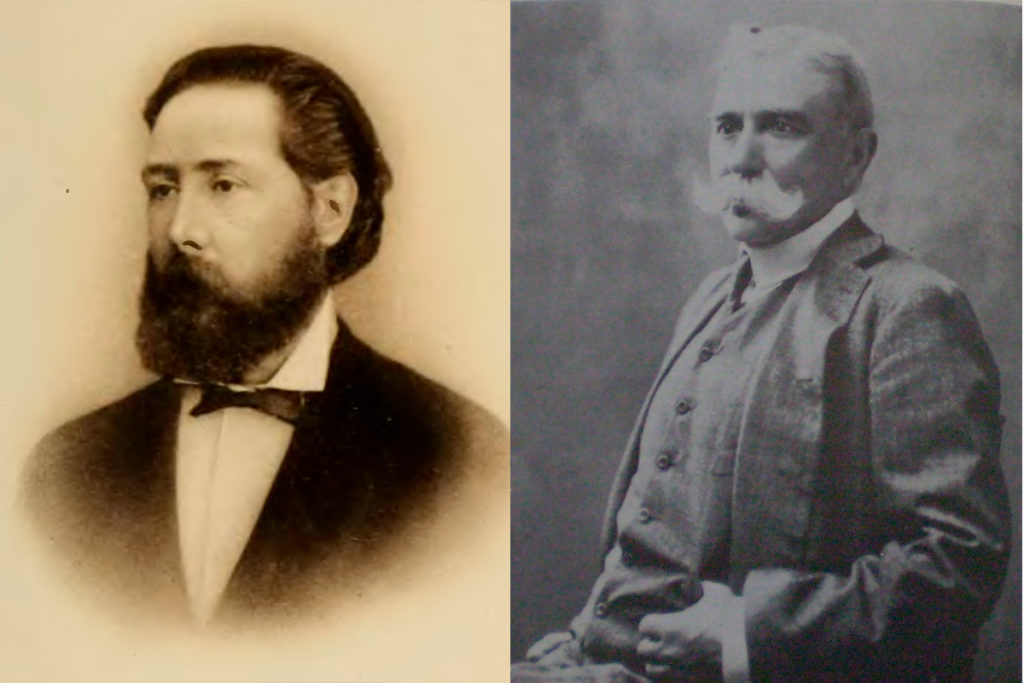Miguel-Cané-y-Eduardo-Wilde